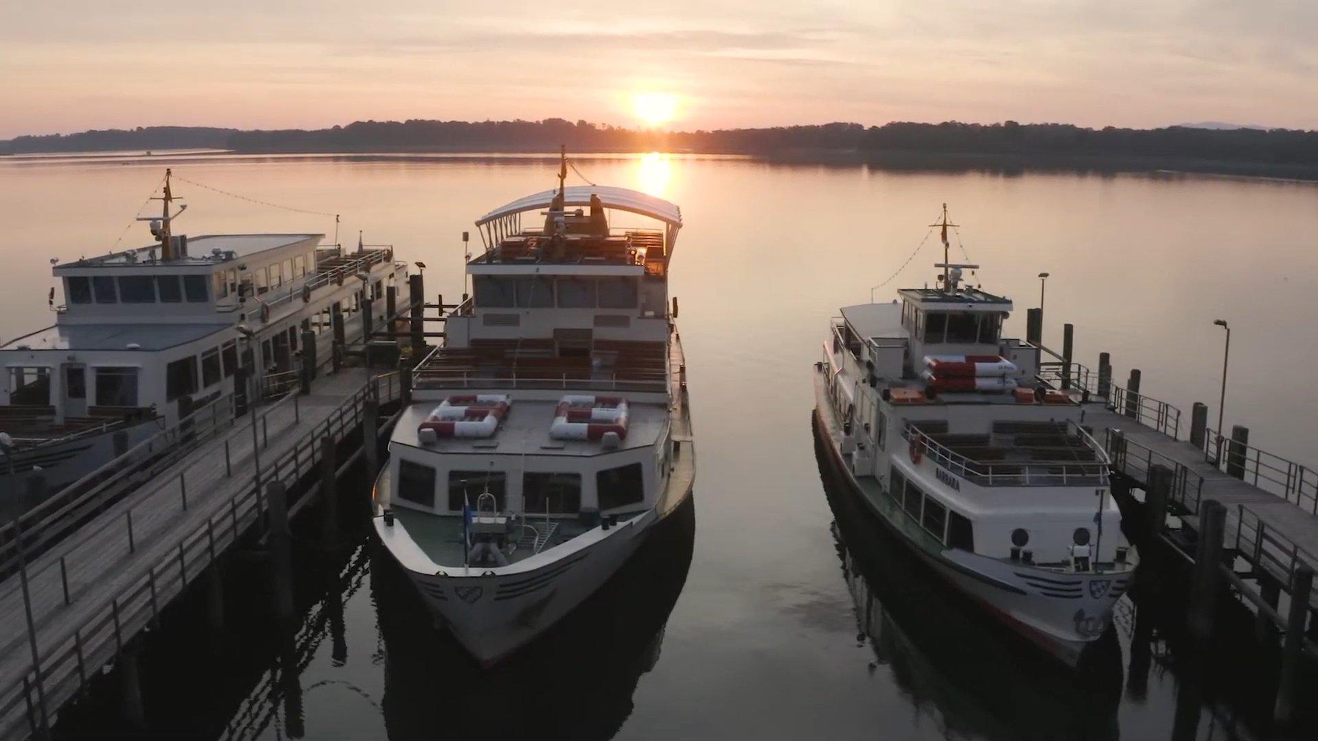 Chiemseeschifffahrt - Ein Kapitän erzählt
