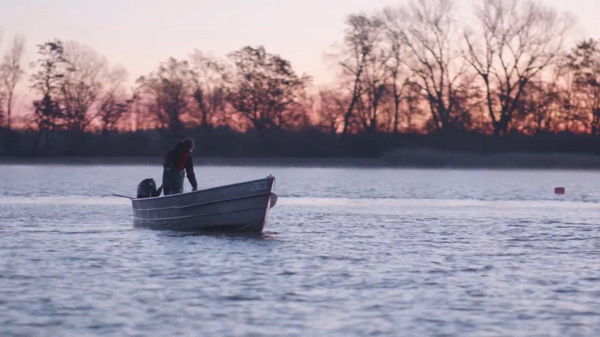 Fischer am Chiemsee - Ein Chiemseefischer erzählt