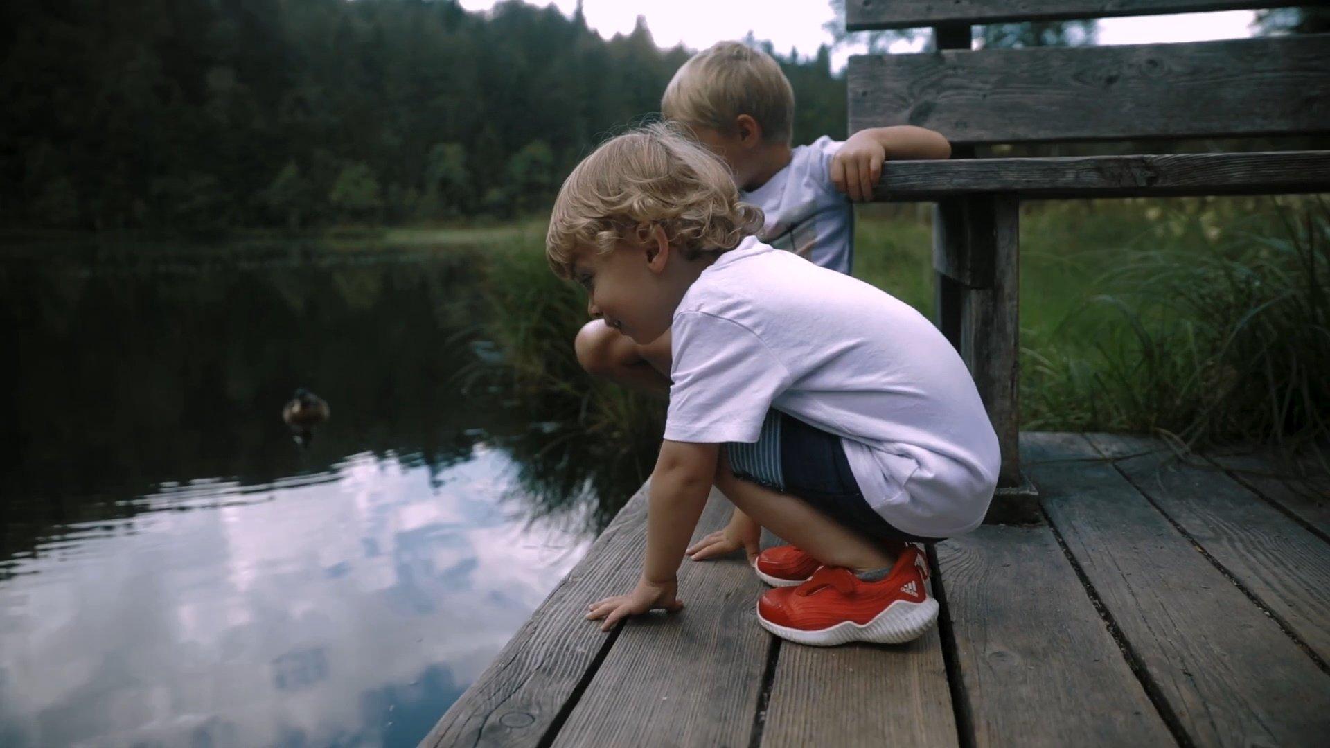 Wandern mit Kindern - Chiemgau G'schichten